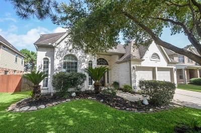 Katy Single Family Home For Sale: 2518 Rosebluff Court
