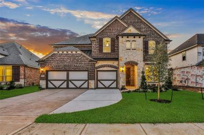 Tomball Single Family Home For Sale: 9607 Battleford Drive