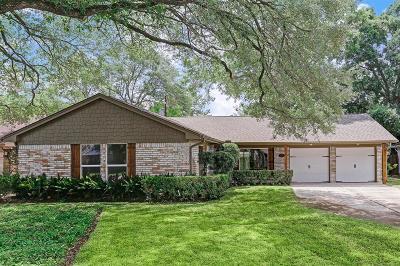 Houston Single Family Home For Sale: 14031 Kingsride Lane