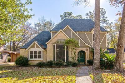 Kingwood Single Family Home For Sale: 3322 Laurel Crest Drive