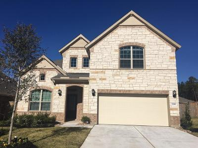 Conroe Single Family Home For Sale: 2959 Twin Cove Court