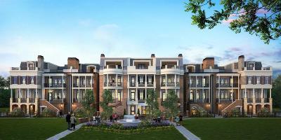 Houston Condo/Townhouse For Sale: 23 Crain Square Boulevard