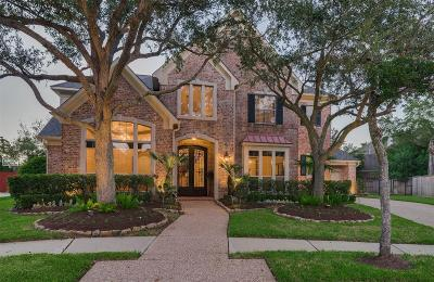 Sugar Land Single Family Home For Sale: 3906 Chatfield Court