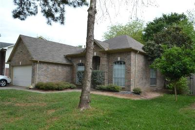 Katy Single Family Home For Sale: 6410 Diamond Rock Drive