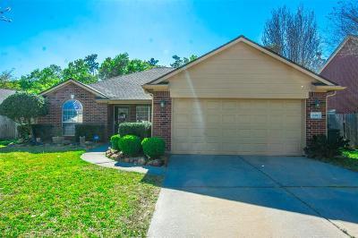 Galveston County, Harris County Single Family Home For Sale: 19303 Pinewood Mist Lane