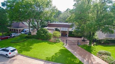Houston TX Single Family Home For Sale: $899,900