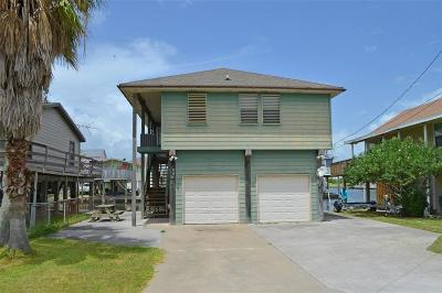 Jamaica Beach Single Family Home For Sale: 16702 Tahiti Way