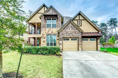 Conroe Single Family Home For Sale: 2630 Granite River Lane
