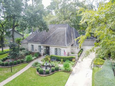 The Woodlands Single Family Home For Sale: 9 Wakerobin Court