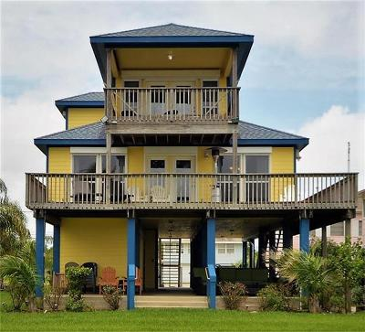 San Leon Single Family Home For Sale: 1523 John Street