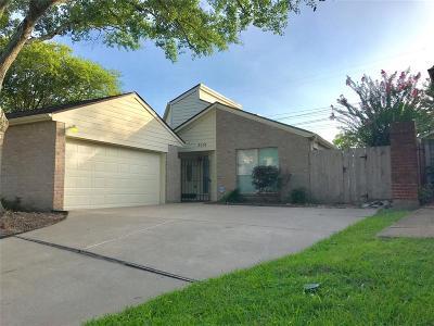 Houston Single Family Home For Sale: 3014 Ashford Trail Drive