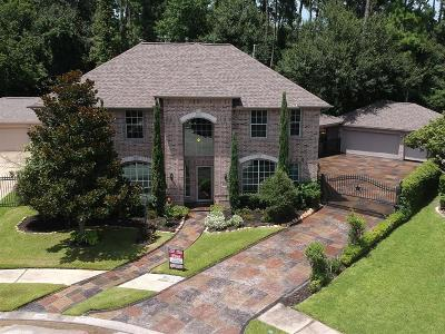 Cypress Single Family Home For Sale: 11602 Regency Forest Drive