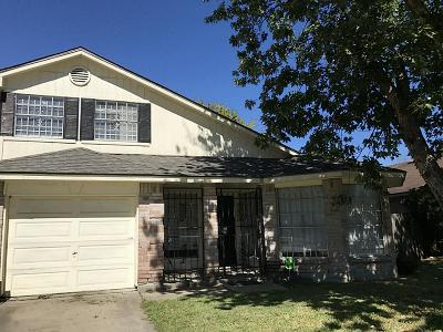 Houston Single Family Home For Sale: 3902 Newcomen Drive