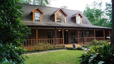 Single Family Home For Sale: 79 County Road 4322