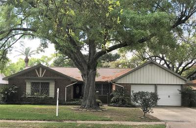 Houston Single Family Home For Sale: 5611 Carew Street