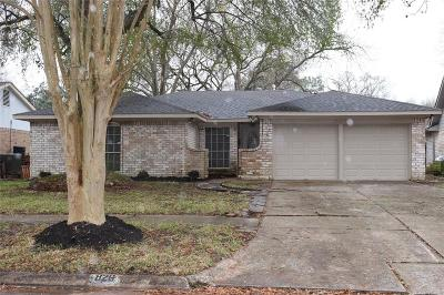 Houston TX Single Family Home For Sale: $195,000
