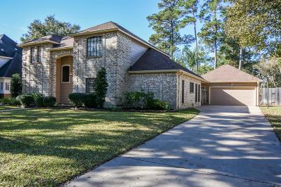 Tomball Single Family Home For Sale: 16439 Rhinefield Street