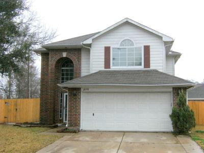 Kingwood Single Family Home For Sale: 26998 NE Crown Haven Drive NE