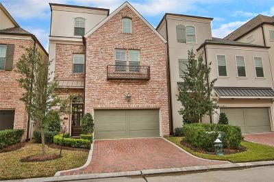 The Woodlands Single Family Home For Sale: 103 Gateway Park Place