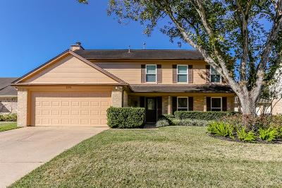 Sugar Land Single Family Home For Sale: 3210 Pecan Draw Court