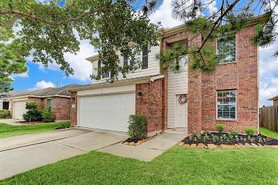 Richmond Single Family Home For Sale: 5510 Marble Ravine Drive