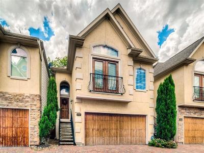 Houston Single Family Home For Sale: 307 Grove Street