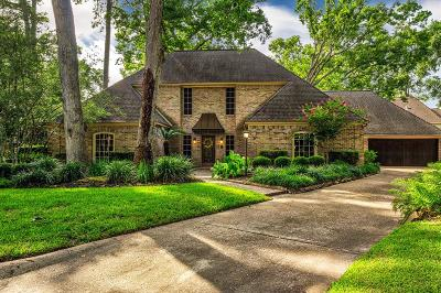 Kingwood TX Single Family Home For Sale: $289,500