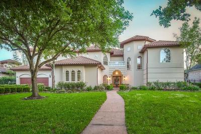 Sugar Land Single Family Home For Sale: 8 Cypress Ridge Lane