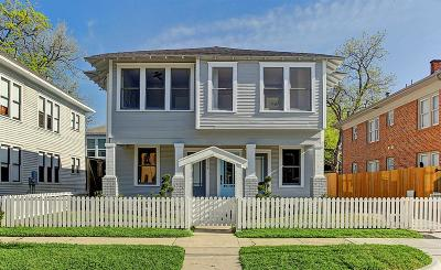 Houston Single Family Home For Sale: 119 North Street
