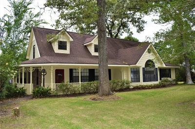 Conroe Single Family Home For Sale: 13115 Cleveland Road