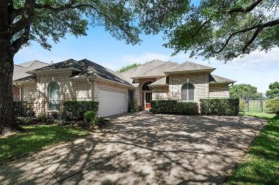 Katy Single Family Home For Sale: 50 Kelliwood Courts Circle