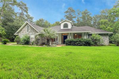 Magnolia Single Family Home For Sale: 322 Skylark Street