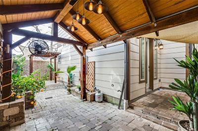 Houston Single Family Home For Sale: 6109 Stillman Street