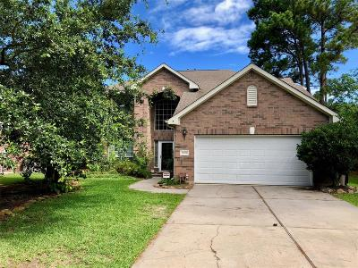 Humble Single Family Home For Sale: 20206 Water Point Trail