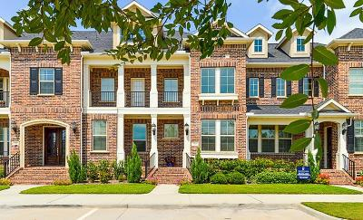 Sugar Land Condo/Townhouse For Sale: 434 Imperial Boulevard