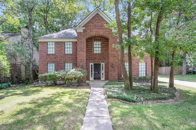 Indian Springs, Woodlands Village Indian Springs Single Family Home For Sale: 75 Breezy Point Place