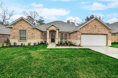Conroe Single Family Home For Sale: 2051 Brookmont