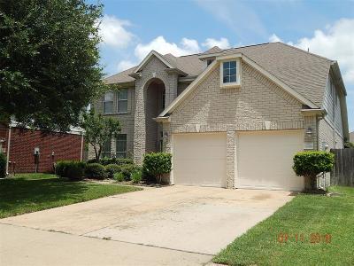 Single Family Home For Sale: 17914 Calico Glen Lane
