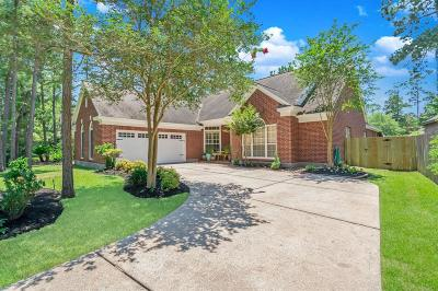 The Woodlands Single Family Home For Sale: 15 Shiny Pebble Place