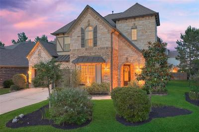 The Woodlands Single Family Home For Sale: 135 Lindenberry Circle