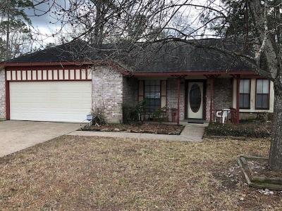 Kingwood Single Family Home For Sale: 4123 Sweet Gum Trail