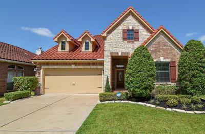 Jersey Village Single Family Home Pending: 20 Oakmont Court