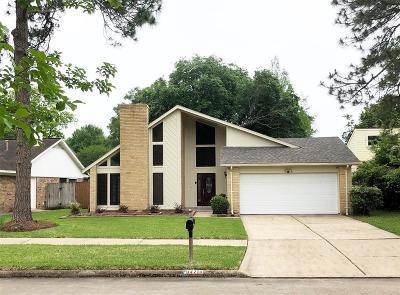 Houston Single Family Home For Sale: 15714 Havenhurst Drive