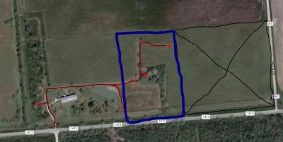 Dayton Residential Lots & Land For Sale: Farm Market 1413