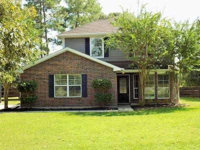 Magnolia Single Family Home For Sale: 25411 Hunting Trail
