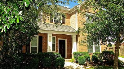Richmond Single Family Home For Sale: 4934 Lake Gladewater Court