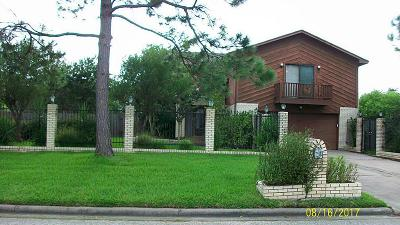 Texas City TX Single Family Home For Sale: $299,900