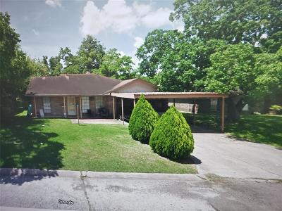 Baytown Single Family Home For Sale: 1003 N Shepherd Drive