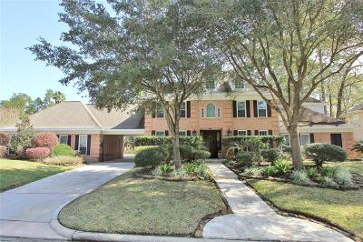 Kingwood Single Family Home For Sale: 1726 Chestnut Grove Lane