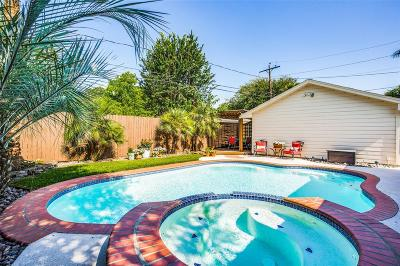 Houston Single Family Home For Sale: 2011 Crystal Court